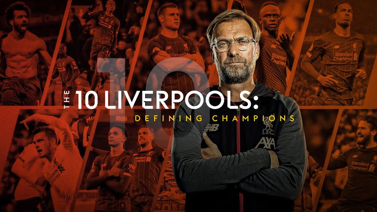Since August, Liverpool have been the best team in England. Here are the faces they've worn…