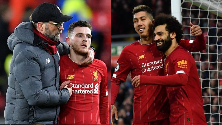 Liverpool could break a number of records this season - but how do they improve further?