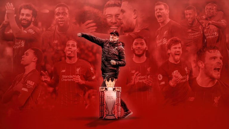 Missed any of our features and exclusives after Liverpool were crowned champions? Catch up here...