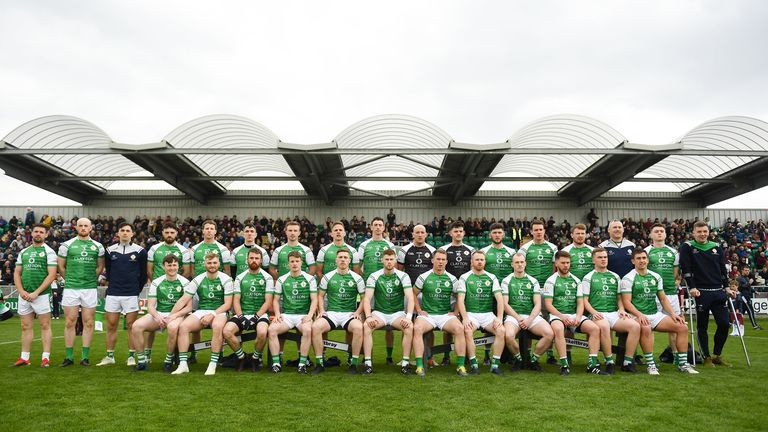 London were drawn to face Roscommon in the first round of the Connacht Championship