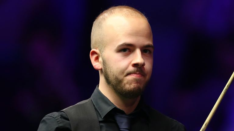 Brecel only needed a draw to secure the Championship League title