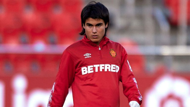 Luka Romero has become the youngest player ever to make his La Liga debut