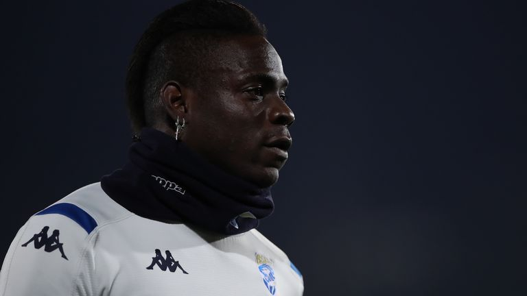 Mario Balotelli Rejected From Training