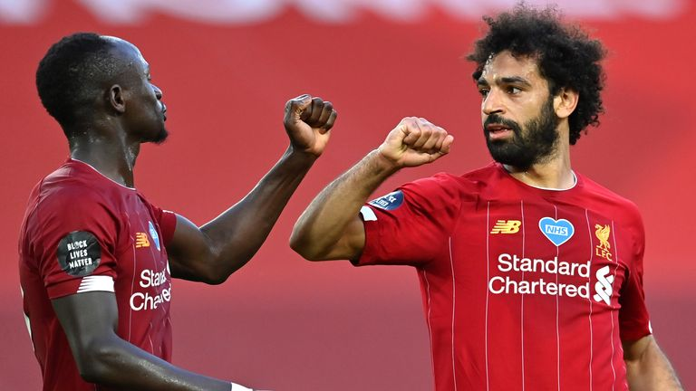 Liverpool will have their African players available throughout next season after it was confirmed the 2021 Africa Cup of Nations was postponed until 2022
