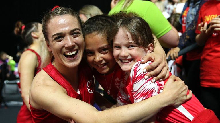 England Netball launches new campaign for fans to rally together and collectively help netball