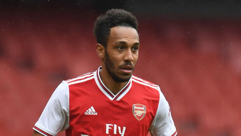 The 31-year-old's Arsenal contract expires in the summer of 2021