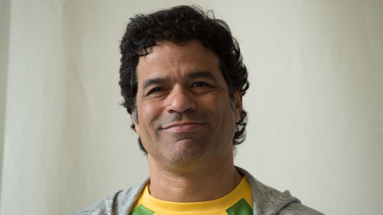 Former Brazil captain Rai won the 1994 World Cup with his country