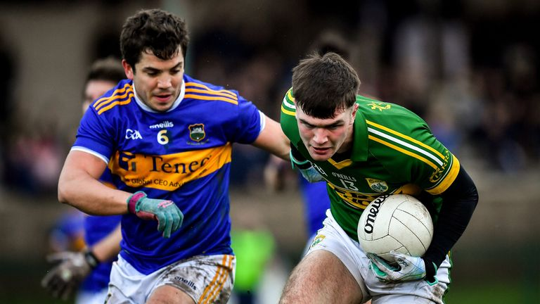 Kiely was nominated for an All-Star in 2016, when Tipp reached the All-Ireland semi-final