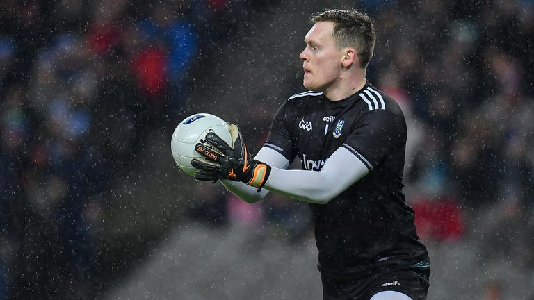 Monaghan's Beggan is far more than just a shot-stopper