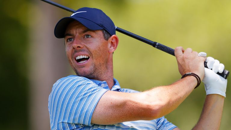 McIlroy was one behind until back-to-back bogeys on day three