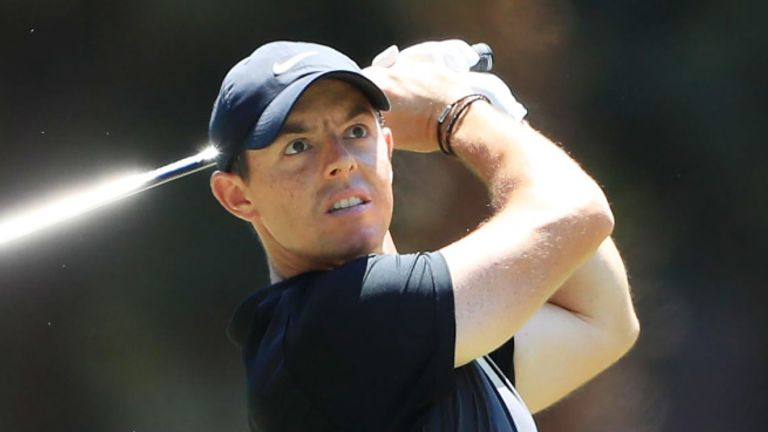 McIlroy had a conversation with Nick Watney while the American waited for his test results