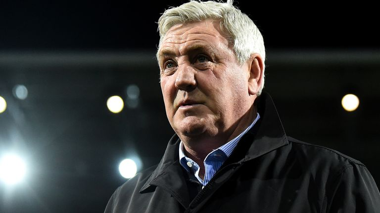 Steve Bruce is delighted with Newcastle's signing of Wilson