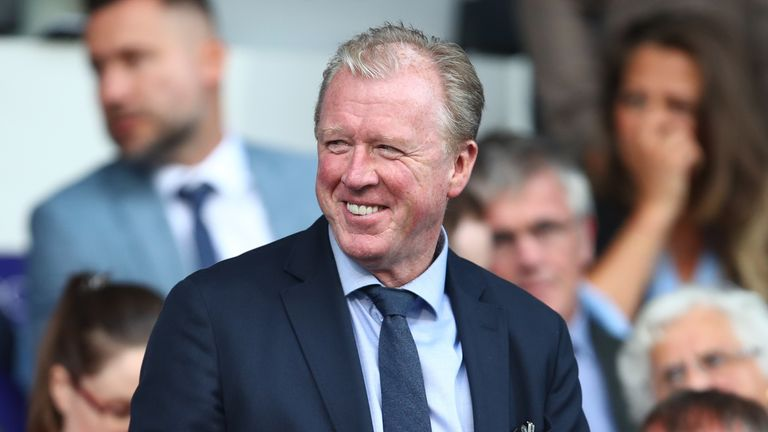 Steve McClaren has been out of work since leaving QPR last year