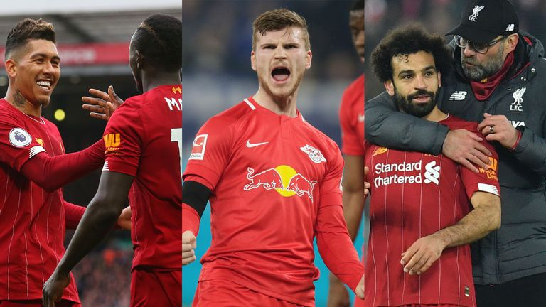 Where could Timo Werner fit in at Liverpool?
