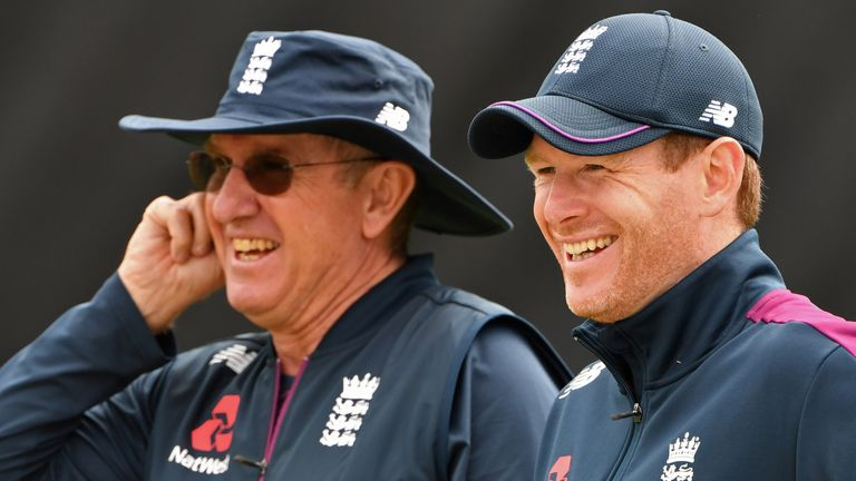 Trevor Bayliss and Eoin Morgan turned around England's white-ball fortunes