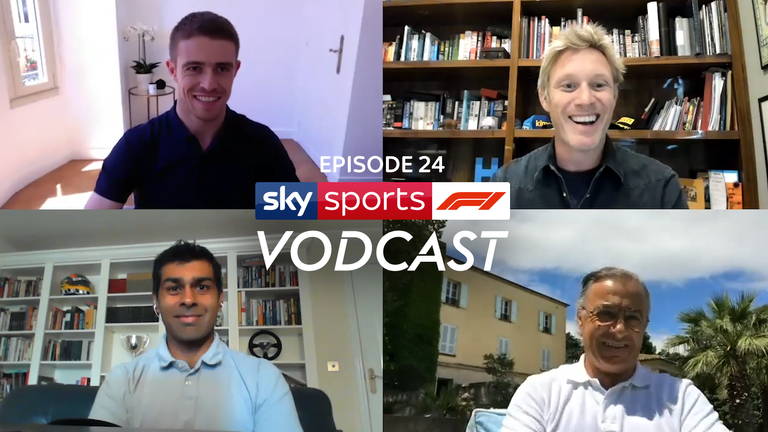 F1 legend Jean Alesi and Williams reserve driver Jack Aitken are the special guests on the latest Vodcast to discuss a range of topic around the sport – including the driver market and starting the season in Austria.