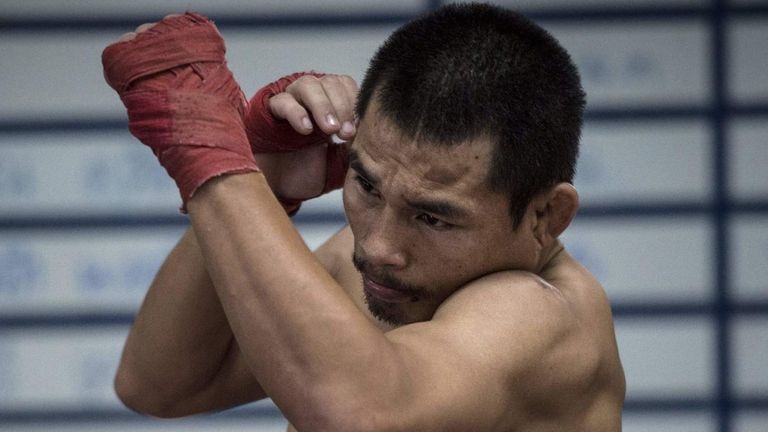 Menayothin brought up his 54th victory last October