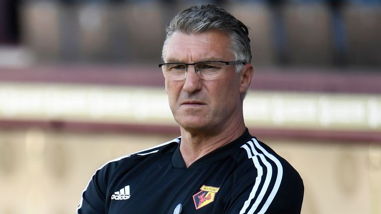 Watford manager Nigel Pearson has received an apology from three of his players