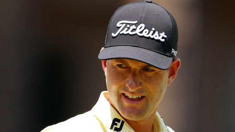 Webb Simpson won the RBC Heritage on Sunday