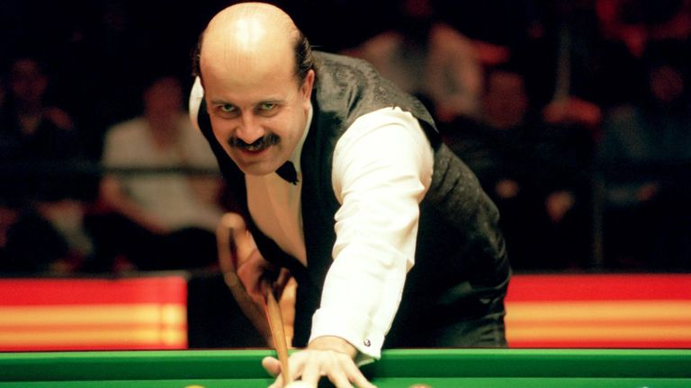 Willie Thorne reached two World Championship quarter-finals