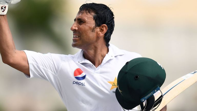 Pakistan appoint Younis Khan as batting coach for England tour