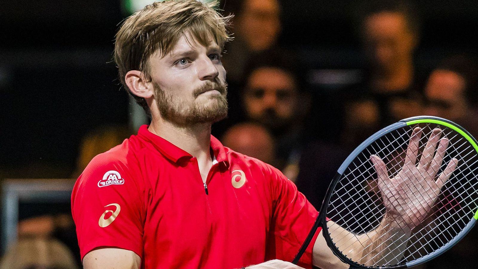 David Goffin may not travel to New York to take part in this year's US Open
