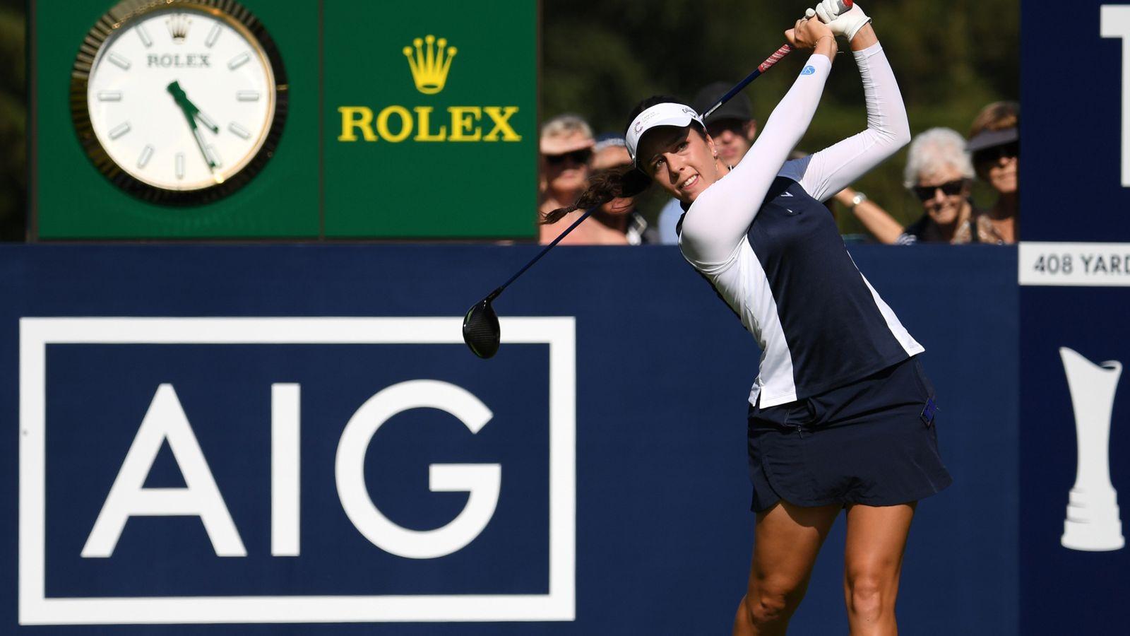 AIG Women's Open: Key TV times, ways to watch live on Sky Sports