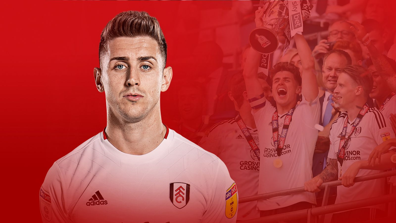 Tom Cairney interview: Fulham's 2018 play-off hero eager for further Wembley glory