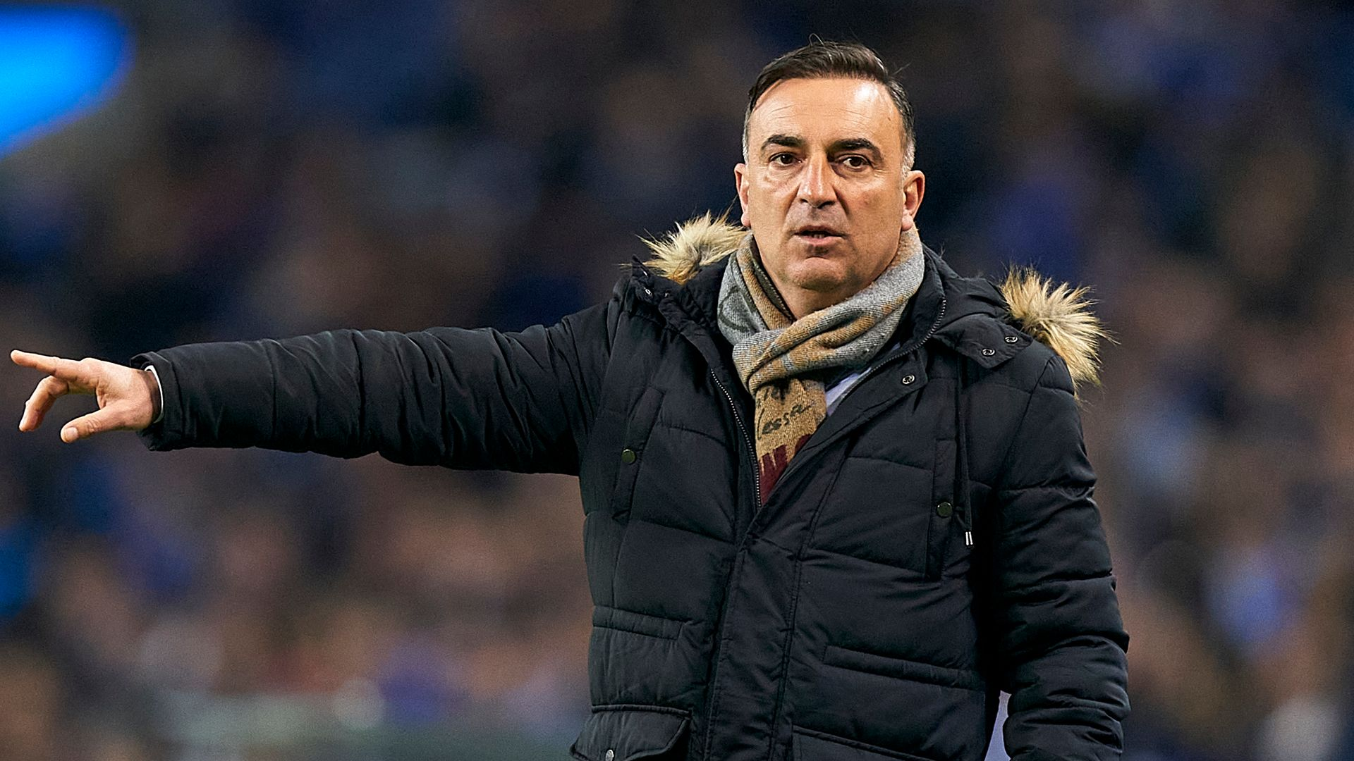 Carvalhal target of attempted robbery