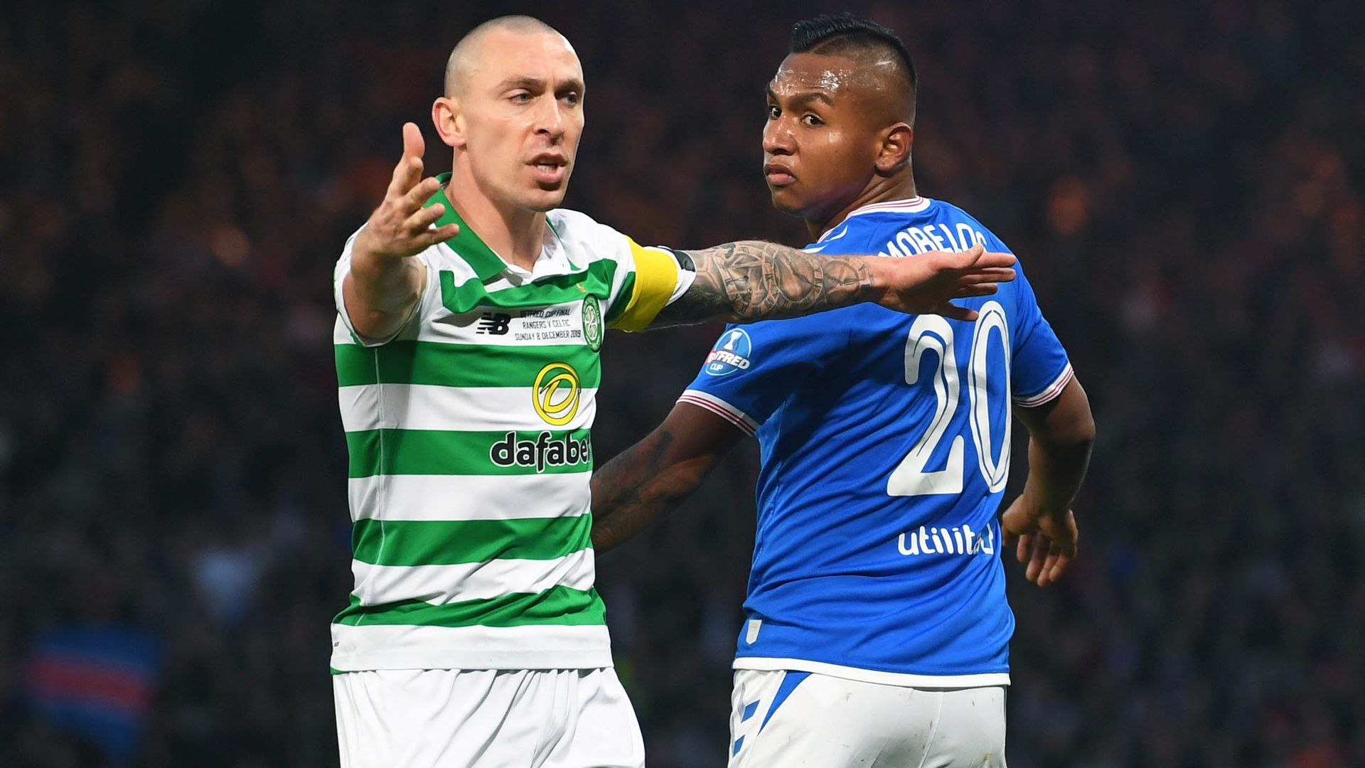 'Old Firm clashes will decide who wins the title'