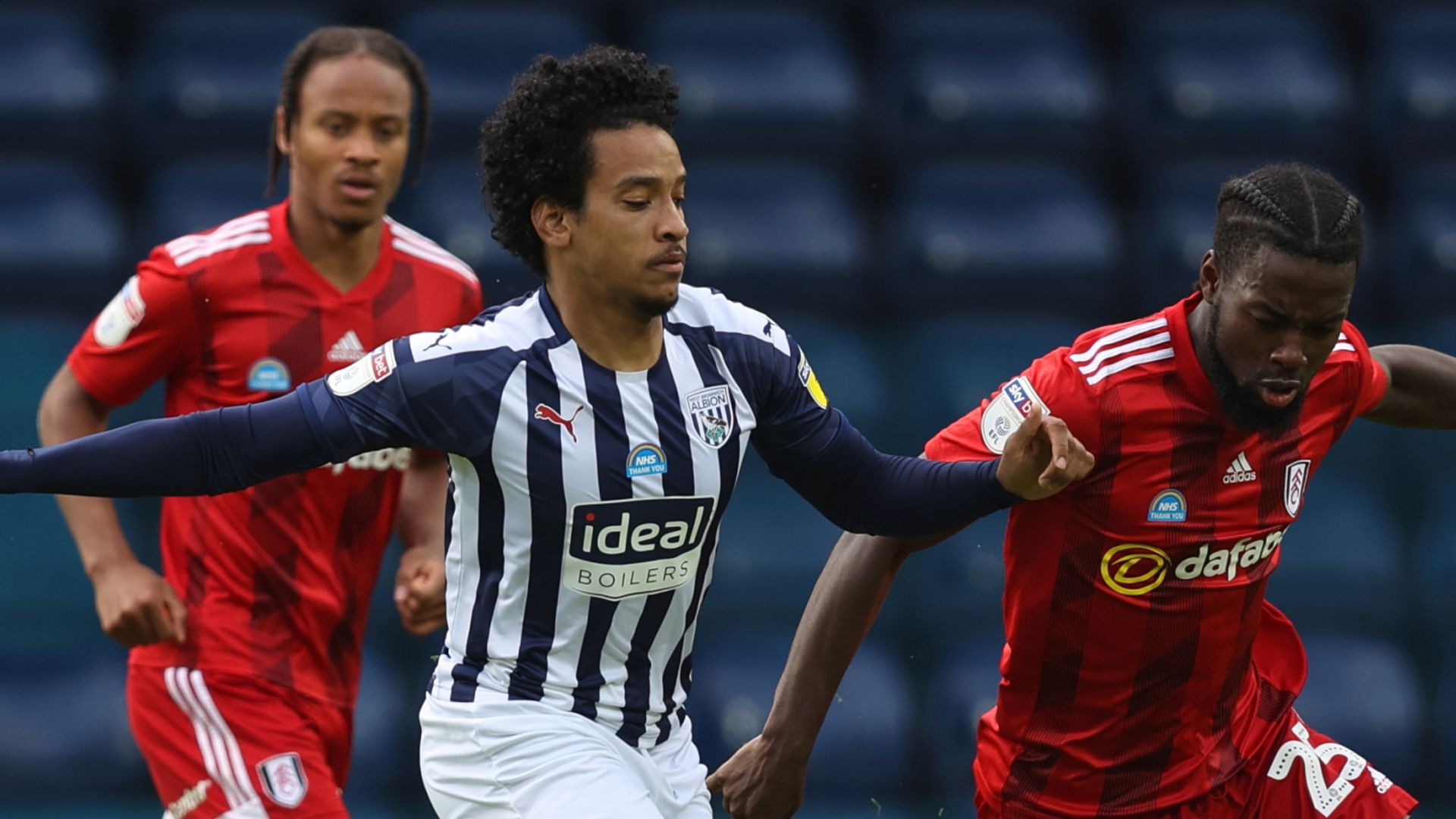 West Brom frustrated by resolute Fulham
