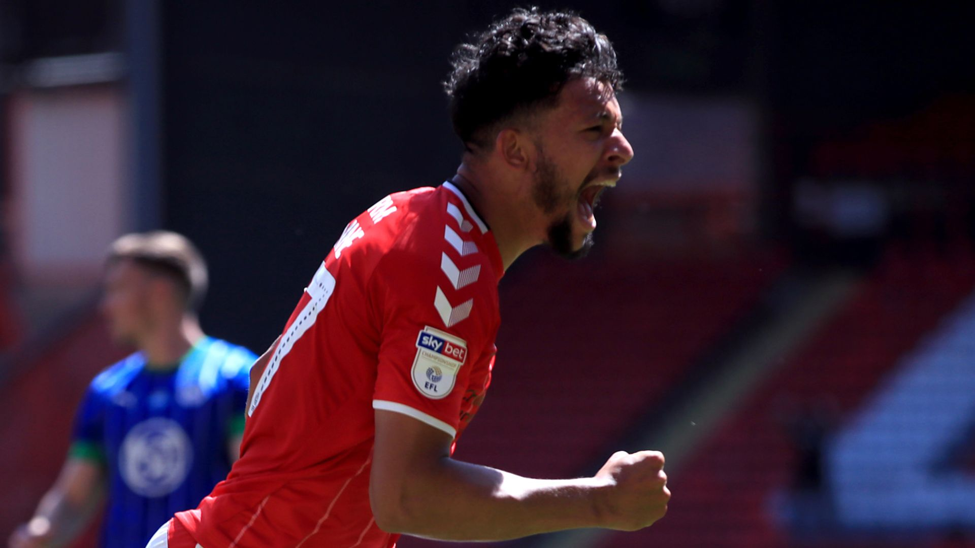 Charlton rescue late point against Wigan
