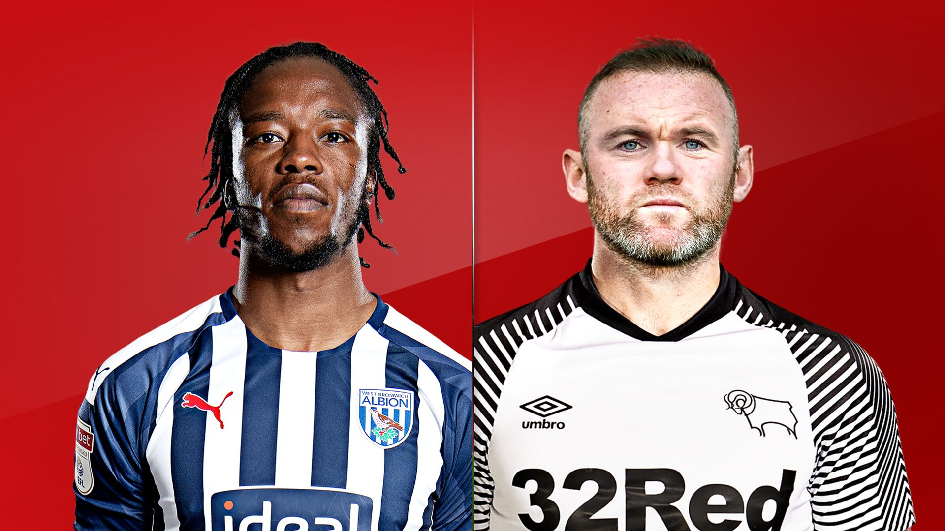 Live on Sky: West Brom vs Derby