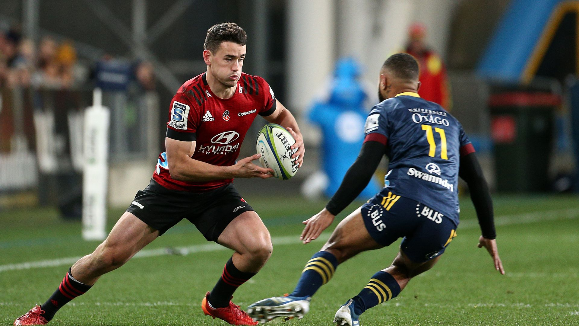 Jordan shines in Crusaders win - sky sports