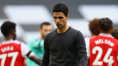 fifa live scores - Arsenal's progress under Mikel Arteta undermined by defence