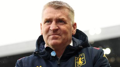 fifa live scores - Dean Smith says Aston Villa must prove critics wrong to avoid relegation