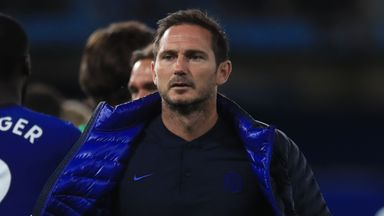 Lampard: Nervy Chelsea must improve
