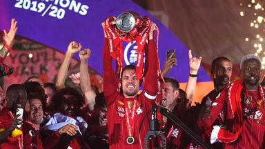 Henry: Liverpool achievements a career highlight