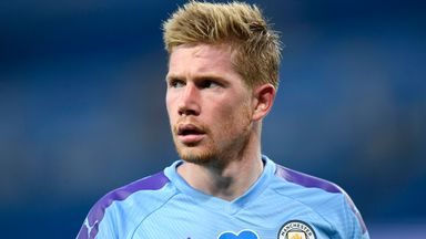 De Bruyne shows he is a cut above