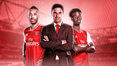 Arteta on Arsenal progress and 'vital' summer