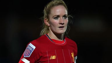 fifa live scores - Liverpool Women captain Sophie Bradley-Auckland halts career to work in care home