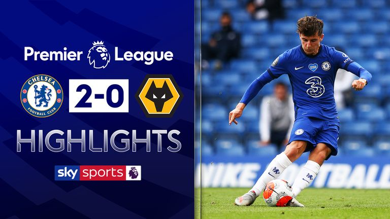 FREE TO WATCH: Highlights from Chelsea's win against Wolves in the Premier League