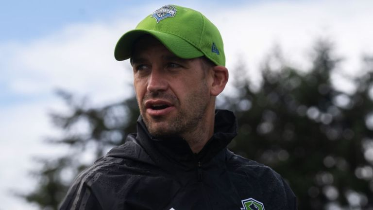 Seattle Sounders is the latest stop for Adam Owen [Credit: Sounders FC]