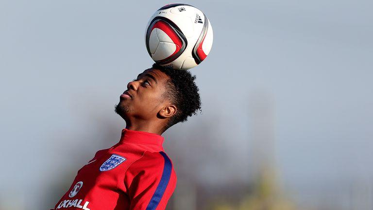 Gomes has impressed through England's age groups