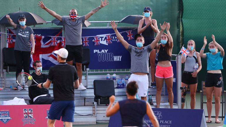 All involved in tennis are adapting to new ways of working