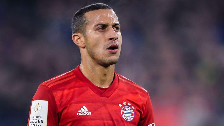 Thiago Alcantara has told Bayern he wants to leave the club