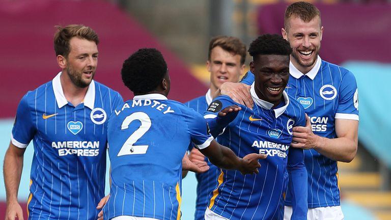 Brighton débute la saison contre Chelsea le 14 septembre