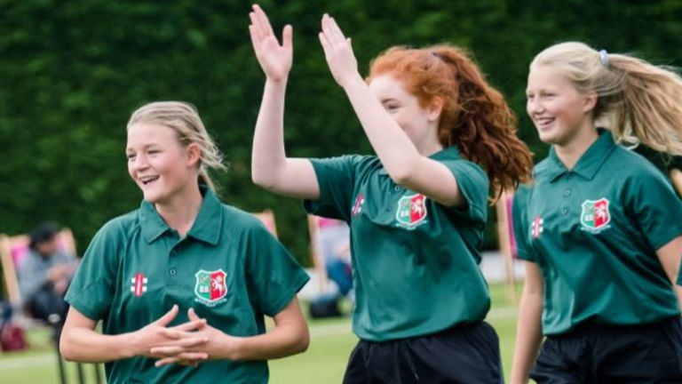 Chance to Shine has been working closely with the ECB since it launched a new strategy to transform women's and girls' cricket in 2018