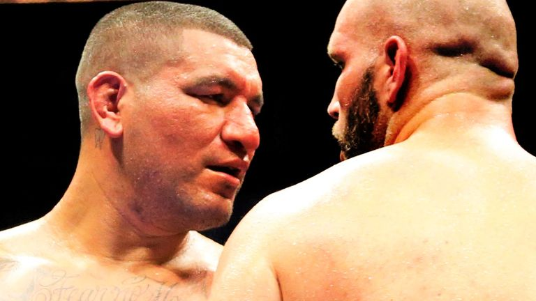 Arreola lived up to his nickname of 'The Nightmare'