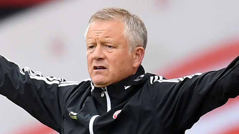 Chris Wilder has called for the perpetrators to be punished